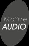 LOGO SM - MAITRE AUDIO SEUL